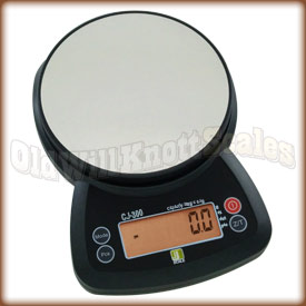 The Jennings CJ-300 Table Top Digital Scale