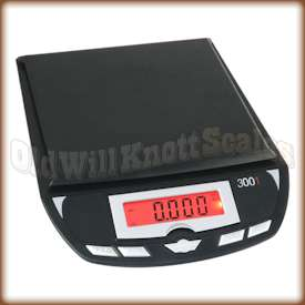 My Weigh 3001 P with included weighing bowl