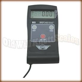 View the MyWeigh BCS-80 remote.
