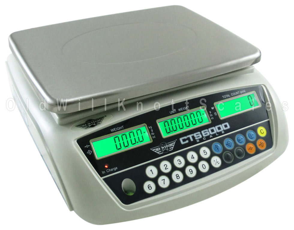 My Weigh Cts6000 Digital Part Counting Scale