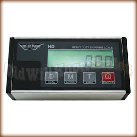My Weigh - HD 150 - Close Up Of Display Panel