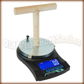 My Weigh - iBalance i2500 - Using the Included Round Perch