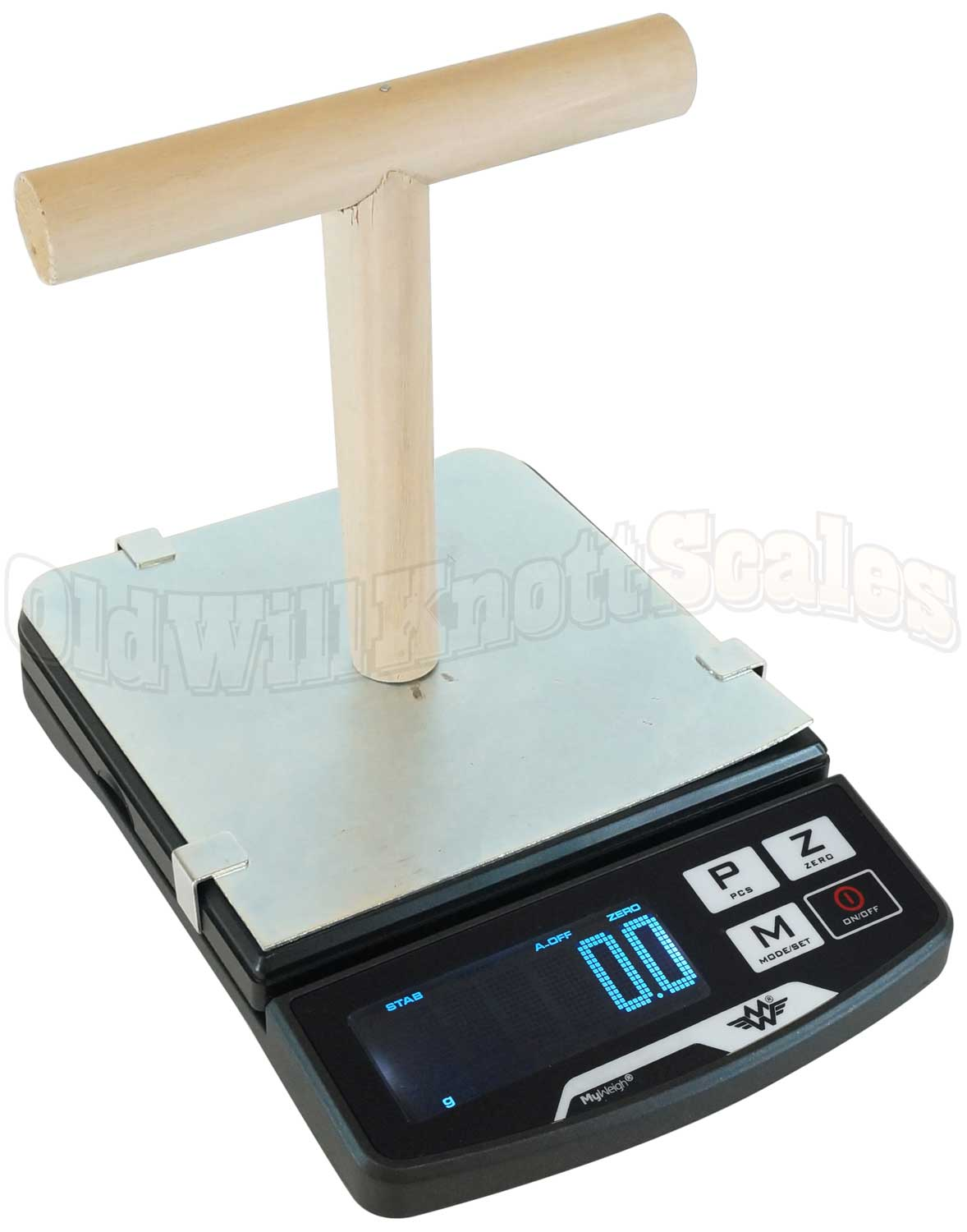 My Weigh Ibalance I1200 Digital Bird Scale With Square And