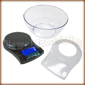 My Weigh - iBalance i5000 - Scale, Cover and Bowl