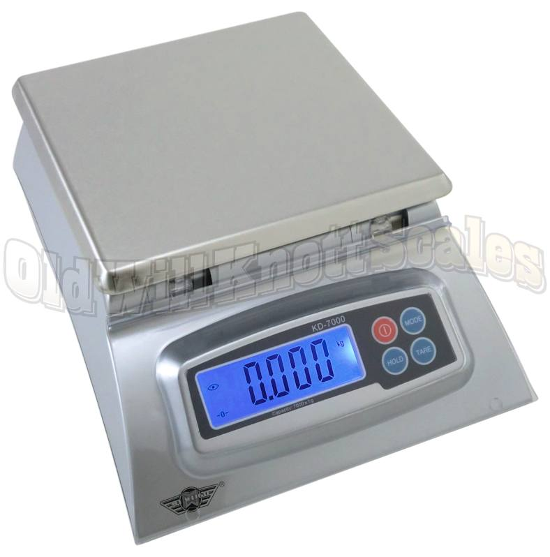 The My Weigh Kd 7000 Multi Purpose Digital Scale Silver