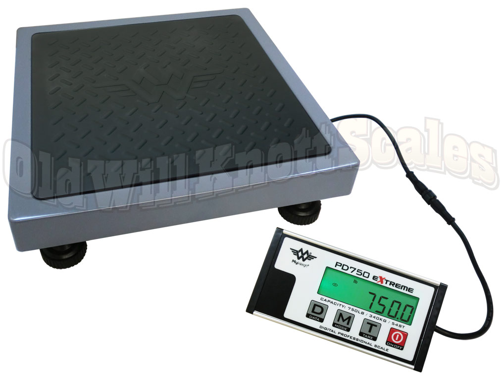 My Weigh Pd750 Extreme High Capacity Bench Scale With