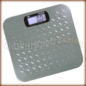 The My Weigh Titan heavy duty bathroom scale