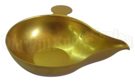 Ohaus 30020842 Gold Weighing Scoop