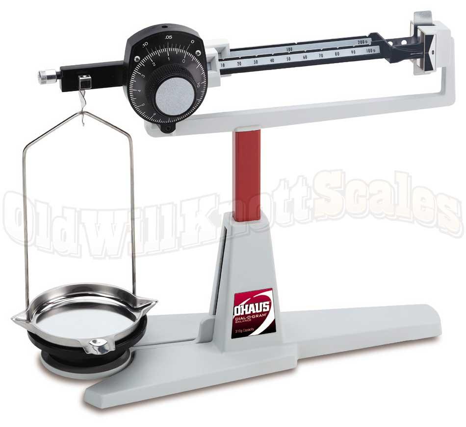 Ohaus Dial O Gram 310 00 Mechanical Balance
