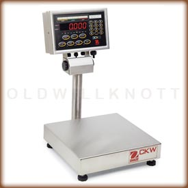 The Ohaus Champ CKW checkweighing scale