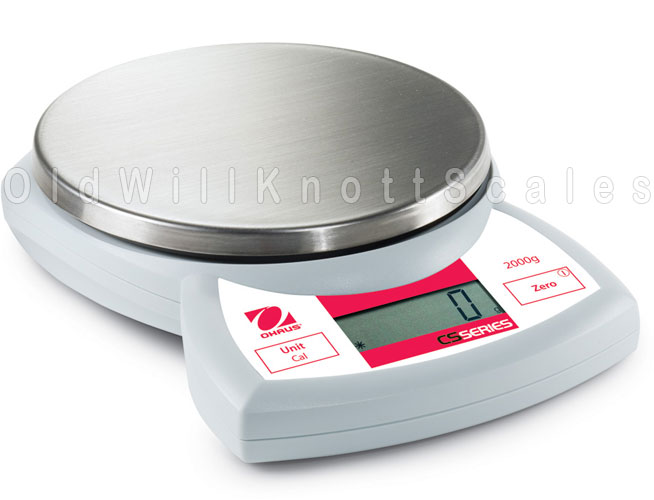 Cs2000 Compact Digital Scale From Ohaus Scales