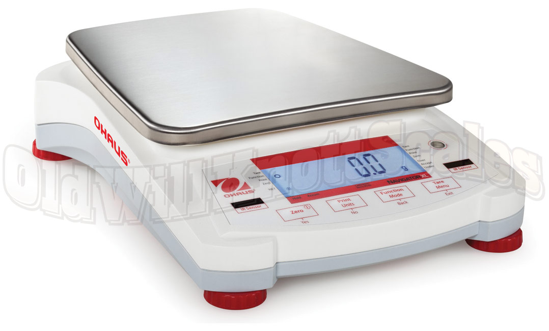 Ohaus Nvl511 1 Navigator Xl Portable Scale With Touchless