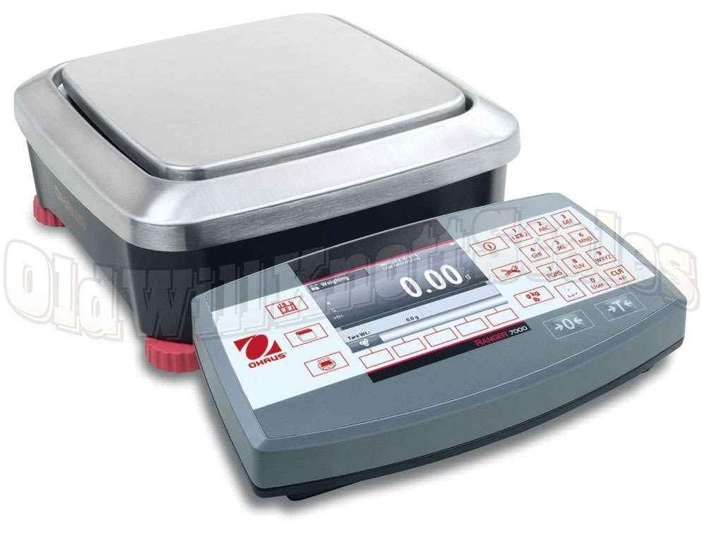 Ohaus R71mhd3 Am Ranger 7000 Ntep Approved Compact Bench Scale