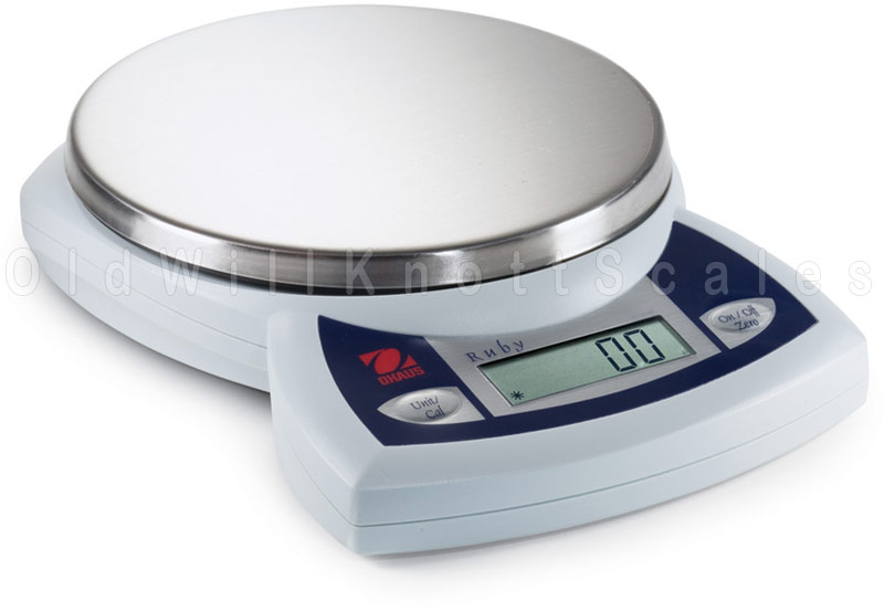 Jr2500 Ruby Table Top Scale From Ohaus Scales