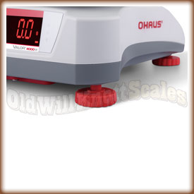 Ohaus - Valor Valor 4000W V41PWE3T - Adjustable Feet