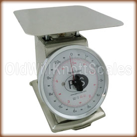 Penn Scale - P-10R - Top Loading Dial Scale