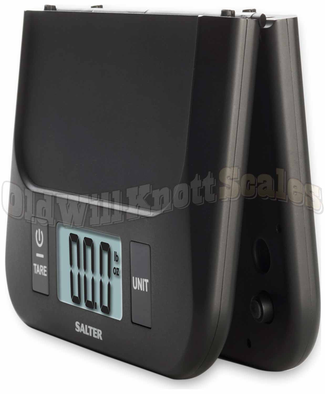 Salter 1074BK Folding Digital Kitchen Scale