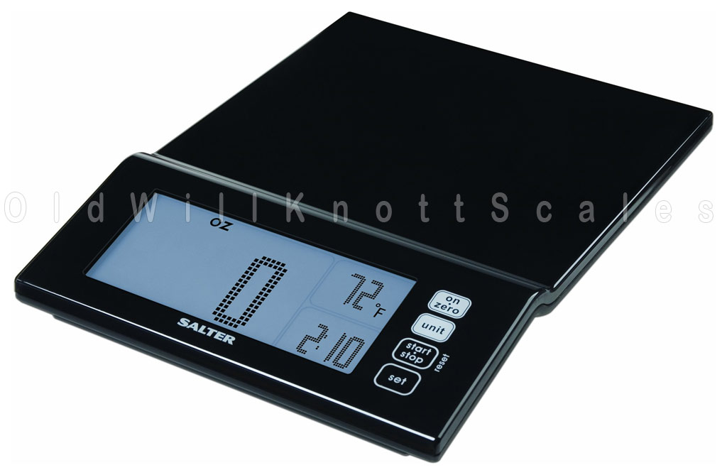 The Salter 1085 Max View Digital Kitchen Scale