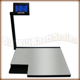 The Salter 3861SS Aquatronic - Adjustable View Kitchen Scale