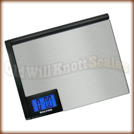 The Salter 3861 digital kitchen scale.