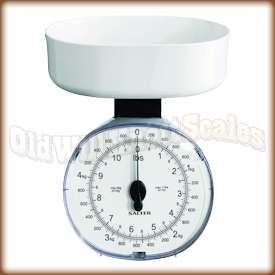 The Salter 125 Mechanical Kitchen Scale