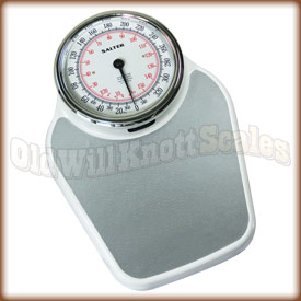 The Salter 200 mechanical bathroom scale