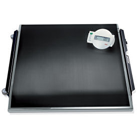 Seca 674 bariatric floor scale.