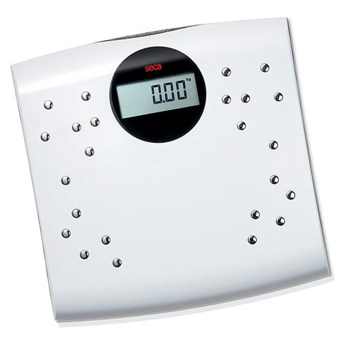 Captivating High Quality Electronic Bathroom Scale From Seca Scales 330 Pound Capacity  X 0.2 Pound Resolution