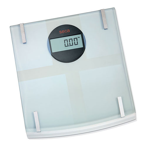 High Quality Electronic Bathroom Scale From Seca Scales 330 Pound Capacity X 0 2 Resolution