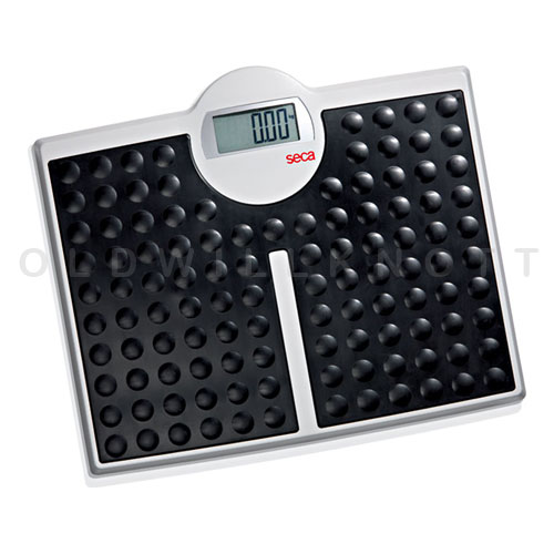 Seca 813 high capacity bathroom scale with 440 pound capacity - How to calibrate a bathroom scale ...