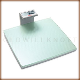 Seca 817 digital bathroom scale.