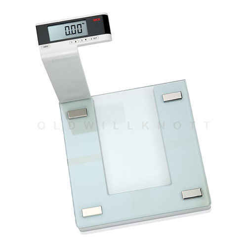 The Cursa 818 Digital Body Fat Monitor And Bathroom Scale