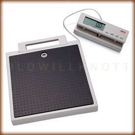 The Seca 869 bariatric scale