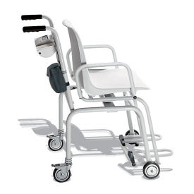 Seca 954 Digital Chair Scale - Side View