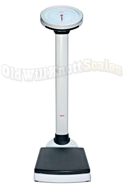 Seca 755 Mechanical Scale With Column Mounted Dial And Bmi