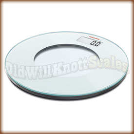 The SOEHNLE 63330 Circle Balance bathroom scale.