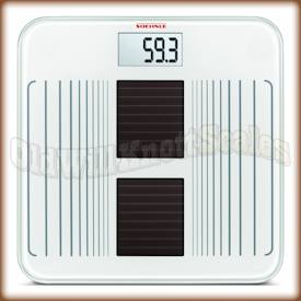 The SOEHNLE 63341 solar powered bathroom scale.