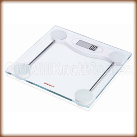 The SOEHNLE 63745 Pino digital bathroom scale.