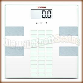 The SOEHNLE 63815 body fat scale.