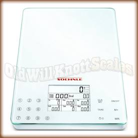 The SOEHNLE 66130 digital nutrition scale.