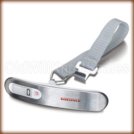 The Soehnle 66172 Digital Luggage Scale