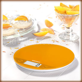The Flip Orange in a kitchen setting.