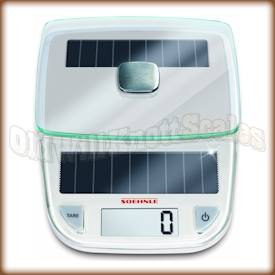 The SOEHNLE 66183 solar powered kitchen scale.