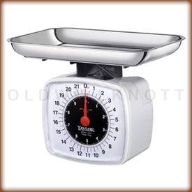 The Taylor 3880 mechanical kitchen scale.