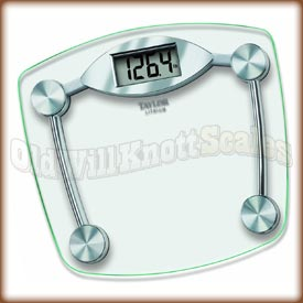 The Taylor 7506 digital bathroom scale