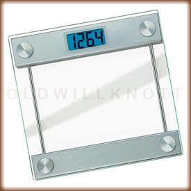 Taylor 7519 Glass Platform Digital Bathroom Scale