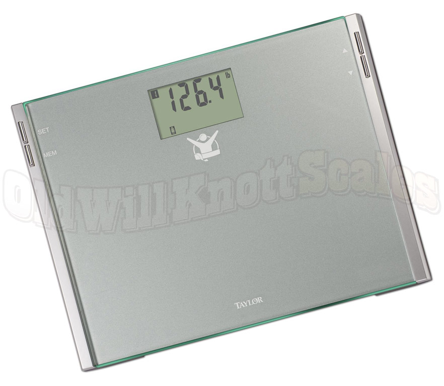 Taylor Bathroom Scales >> Taylor 7544BL Biggest Loser Cal-Max Digital Bathroom Scale