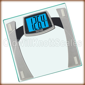 Taylor 7556 Electronic Bathroom Scale