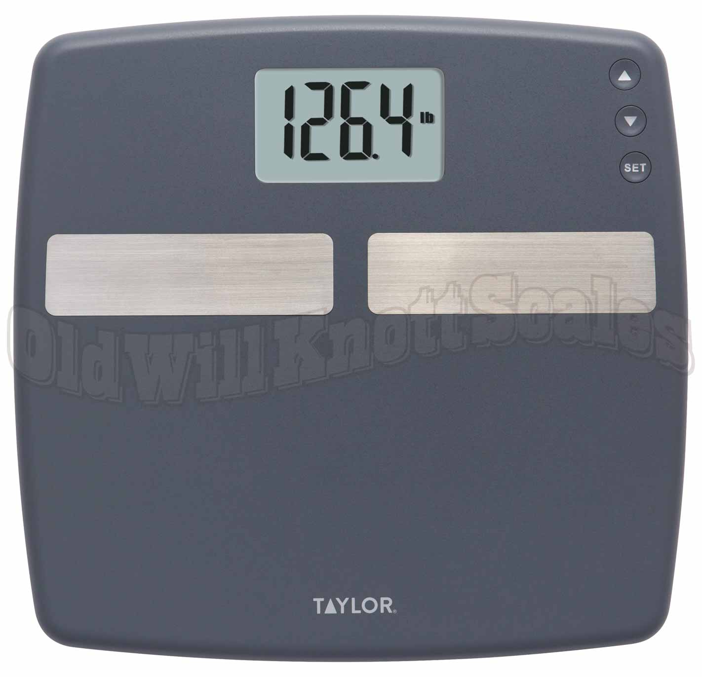 Taylor Bathroom Scales >> Taylor 5592F Body Analyzer Scale