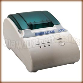 Adam Equipment - 1120011156 - Compact Thermal Printer